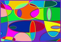 Abstract Ovals 5