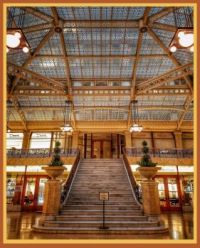 The Rookery, Chicago, Illinois