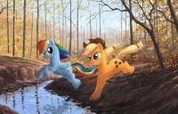 MLP: Fall Weather Friends