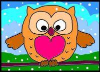 Snow Owl ☺