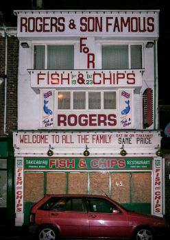 Fish and Chips      Suffolk, UK