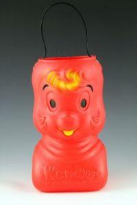 Wendy Halloween candy bucket