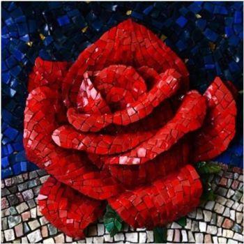 A ROSE IS A ROSE IS A ROSE EXCEPT WHEN IT'S A MOSAIC!