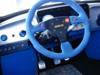 Dashboard of the Trabant
