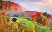 Autumn in the hills