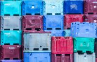 COLORFUL CRATES