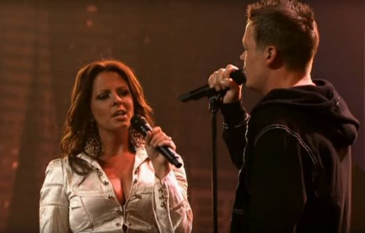 3 Doors Down & Sara Evans ~ Here Without You