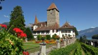 Spiez Castle - Switzerland