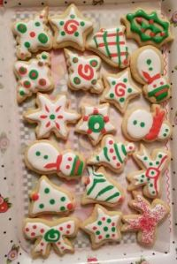 Barb's  Christmas Cookies