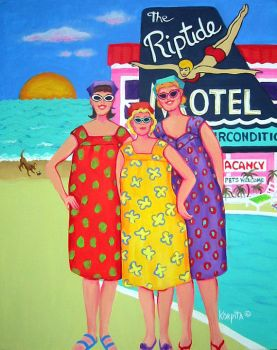 Fifties Vacation