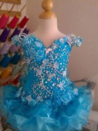 Glitz Pageant Dress 3