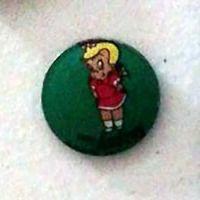 Little Audrey pin