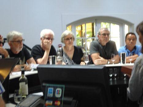 wine tasting in Hahndorf