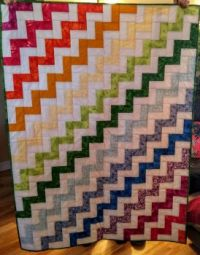 Jamie's little boy's quilt