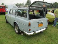 1966 Volvo 122S  2