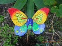 A garden ornament