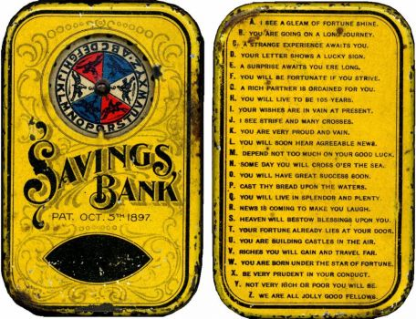 Fortune Savings Mechanical Bank