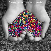 Love Is In Your Hands