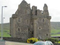 Scalloway Castle, Shetlands