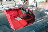 Alfa Romeo Aerospider interior