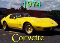 Corvette 1974