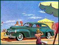DeSoto At the Beach