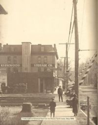 Downtown Kirkwood Missouri 1910