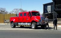 International Truck Bakkie