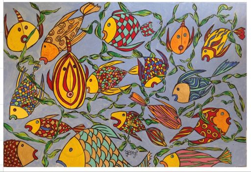 George's fish