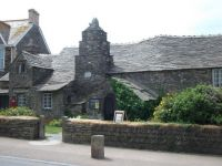 The Old Post Office, Tintagel, Cornwall