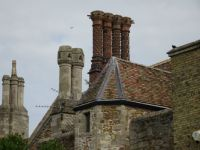 Chimneys at Ely