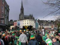 St. Patrick's Day Parade, Cobh, Co. Cork, 2012