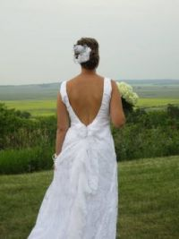Wedding on Tiger Lily Hill