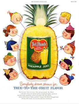 suck pineapple juice Self