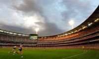 Football at The G