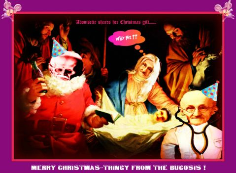 Merry Christmas-Thingy, From The Bugosis!