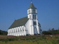 St. Anne's, Fortune Harbour, NL