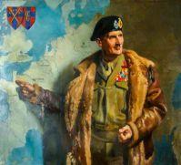 Field Marshal Bernard 'Monty' Montgomery