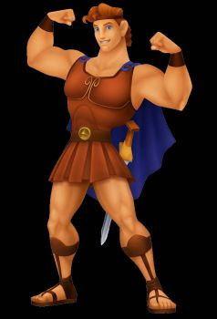 Kingdom Hearts: Hercules