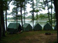 Lake Campsite