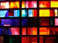 Stained glass wall (2)