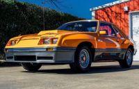 Ford Mustang McLaren M81