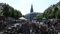 Denmark - Copenhagen - where can I park my bike?
