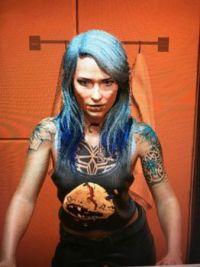 V Cyberpunk 2077