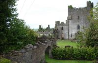 Leap Castle, County Offaly, Republic of Ireland