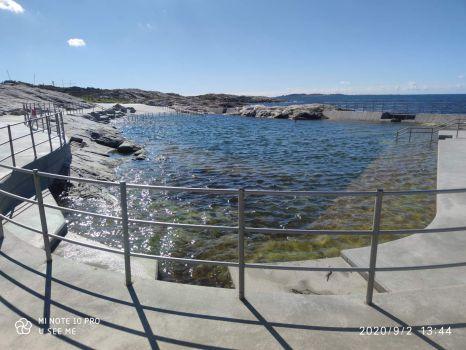 Tananger - Public sea pool