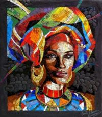 TURBANS OF ART - Carole Choucair Oueijan, Artist