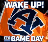 Wake Up! It's Game Day!