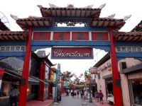 Entrance to Chinatown, Los Angeles