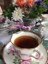 High Tea at Sonnenberg Gardens